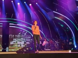 Nguyên Thảo rehearsal cho Gala Vietnam Got Talent 5.5.2012