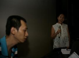 Nhạc sĩ Thanh Tâm và Nguyên Thảo